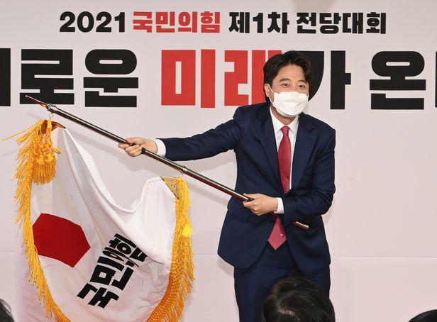 0선' 36세 이준석 돌풍 끝까지 통했다(종합) - 조선비즈